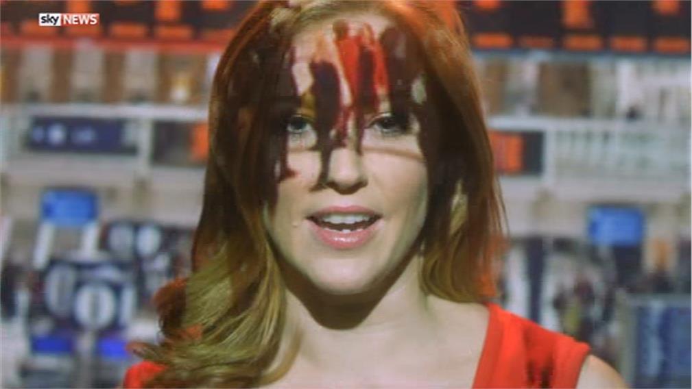 Sunrise with Sarah-Jane Mee – Sky News Promo 2016