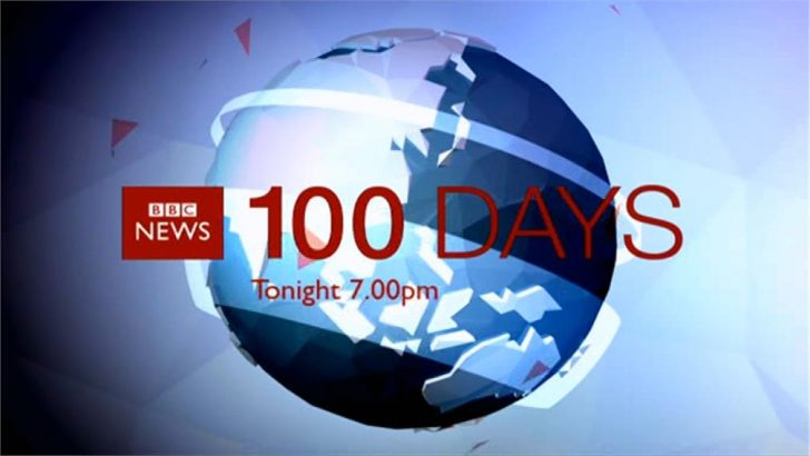 BBC's Beyond 100 Days to air on PBS in the United States
