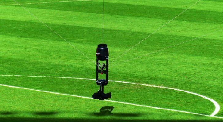 Spidercam Sky Sports