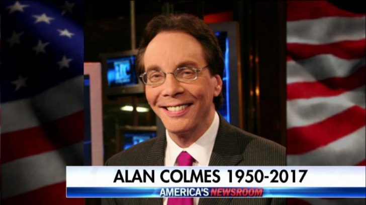Fox News' Alan Colmes dies at 66