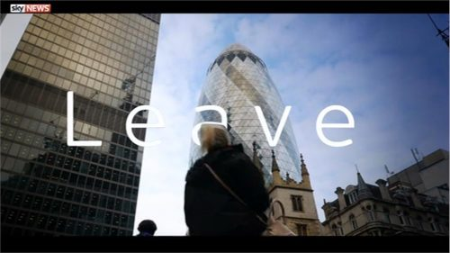 Brexit from every angle - Sky News Promo 2017 (3)