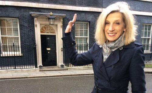 Carole Walker Final Day on BBC