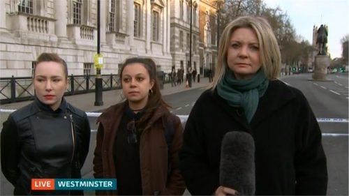Westminster Attack - ITV News (20)