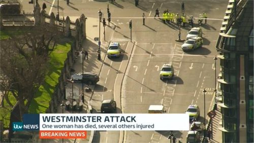 Westminster Attack - ITV News (8)
