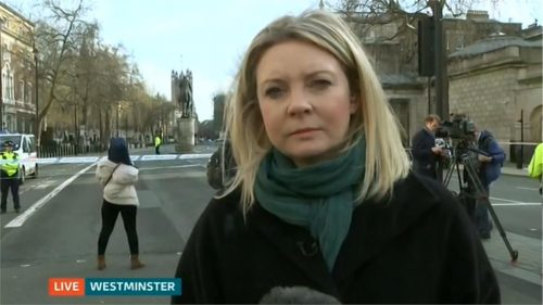Westminster Attack - ITV News (9)