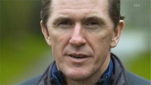 AP McCoy - ITV Horse Racing (1)
