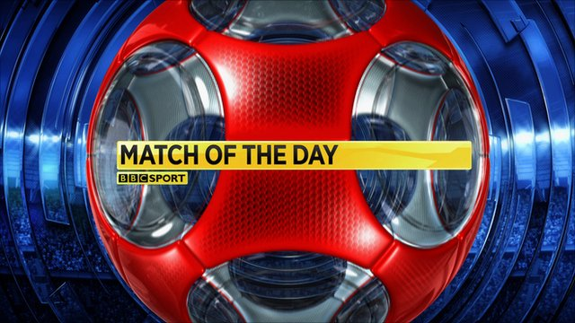 BBC Match of the Day running order on 13th April 2019