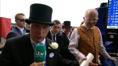 Matt Chapman - ITV Royal Ascot 2018 (1)