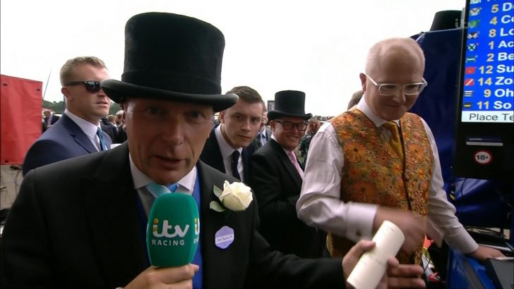 Matt Chapman - ITV Royal Ascot 2018 (2)