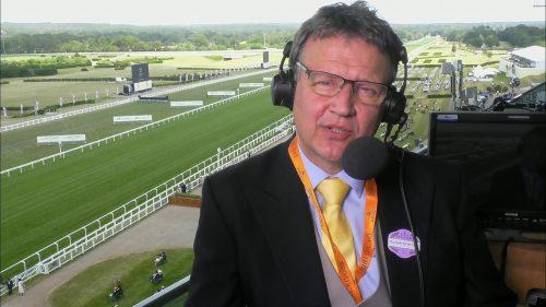 Richard Hoiles - ITV Royal Ascot