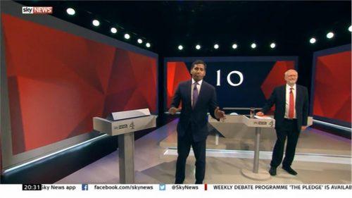 Battle for Number 10 - General Election 2017 - May v Corbyn (14)