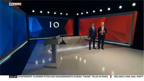 Battle for Number 10 - General Election 2017 - May v Corbyn (2)