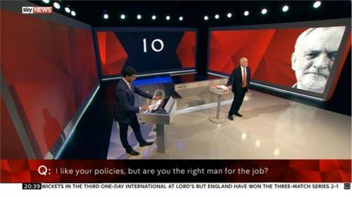 Battle for Number 10 - General Election 2017 - May v Corbyn (21)