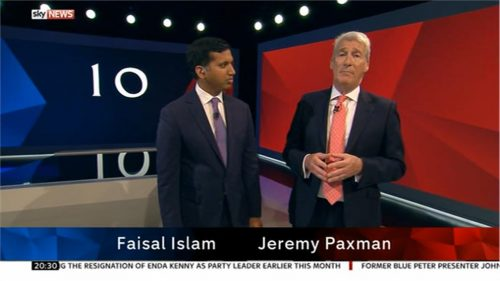 Battle for Number 10 - General Election 2017 - May v Corbyn (3)