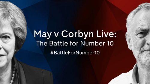 Battle for Number 10 - General Election 2017 - May v Corbyn (36)