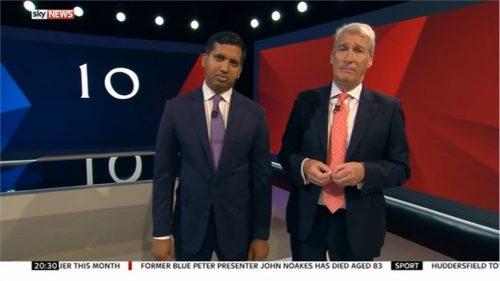 Battle for Number 10 - General Election 2017 - May v Corbyn (4)