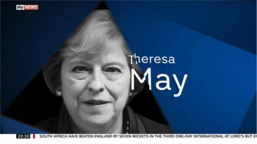 Battle for Number 10 - General Election 2017 - May v Corbyn (6)