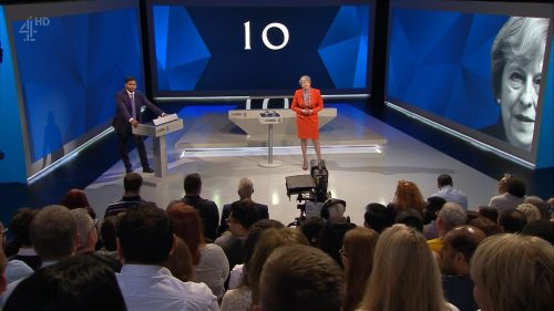 Battle for Number 10 - General Election 2017 - May v Corbyn (69)