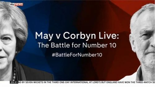 Battle for Number 10 - General Election 2017 - May v Corbyn (8)
