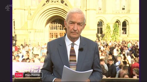 Manchester Attack - Channel 4 News (2)