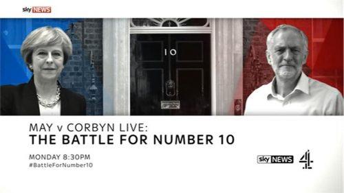 Sky News Promo - General Election 2017 - Battle for Number 10 (11)