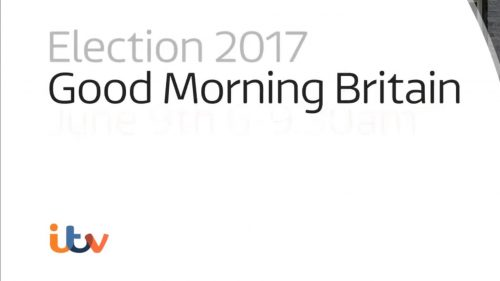 The Morning After General Election 2017 - Good Morning Britain Promo (12)