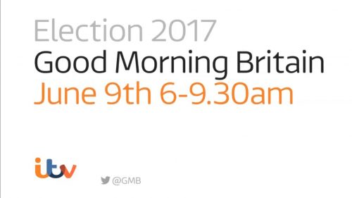 The Morning After General Election 2017 - Good Morning Britain Promo (13)