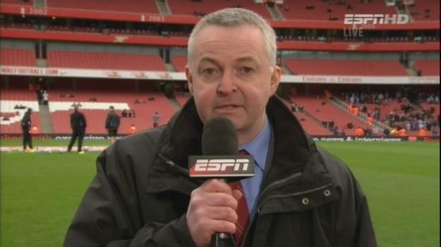 Sport broadcaster Derek Rae to leave BT Sport at end of season