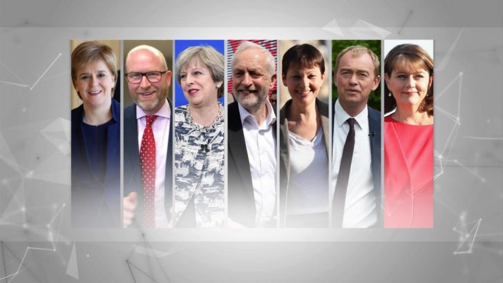 General Election 2017: Results Live on BBC, ITV & Sky News