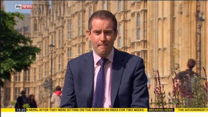 Sky News to open Dublin Bureau headed up by Darren McCaffrey