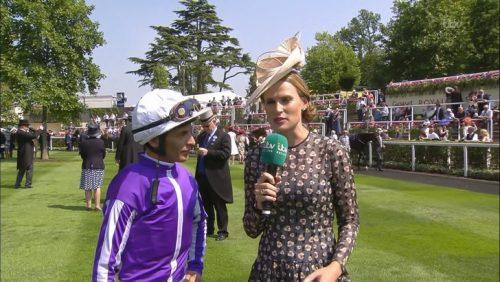 Francesca Cumani Images - ITV Horse Racing (1)