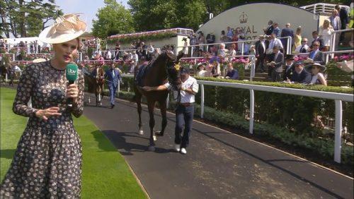 Francesca Cumani Images - ITV Horse Racing (2)