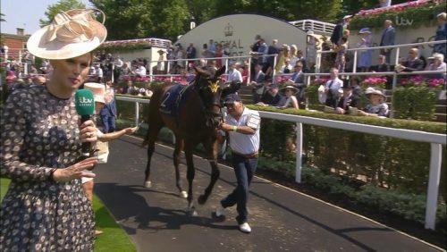 Francesca Cumani Images - ITV Horse Racing (3)