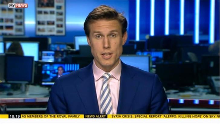 Willem Marx Images - Sky News