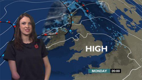 Lucy Martin BBC Weather Presenter (2)