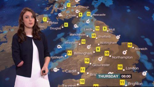 Lucy Martin BBC Weather Presenter (4)