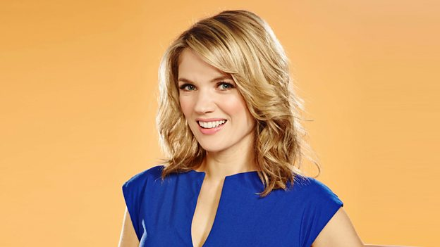 Charlotte Hawkins joins Strictly Come Dancing 2017