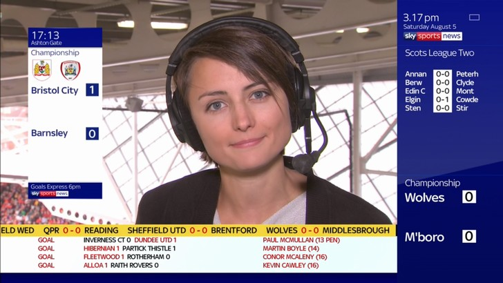 Michelle Owen - Sky Sports Football (2)