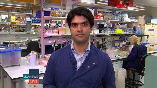 Alok Jha - ITV News Reporter