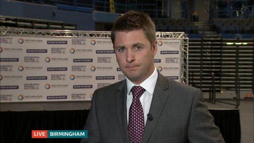 Ben Chapman - ITV News Reporter (2)