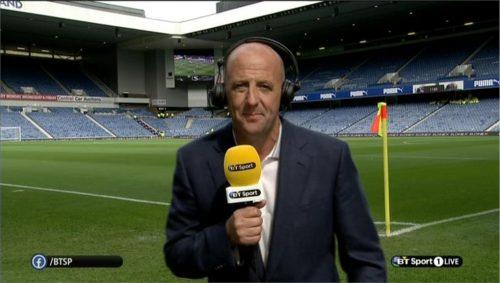 Gary McAllister - BT Sport Pundit (2)