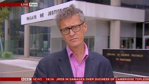 Hugh Schofield BBC News Paris Correspondent (3)