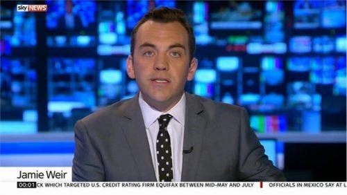 Jamie Weir Sky News Presenter (2)