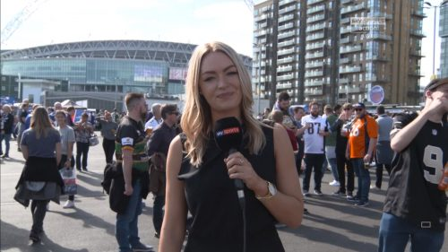 Laura Woods - Sky Sports NFL Reporter (2)