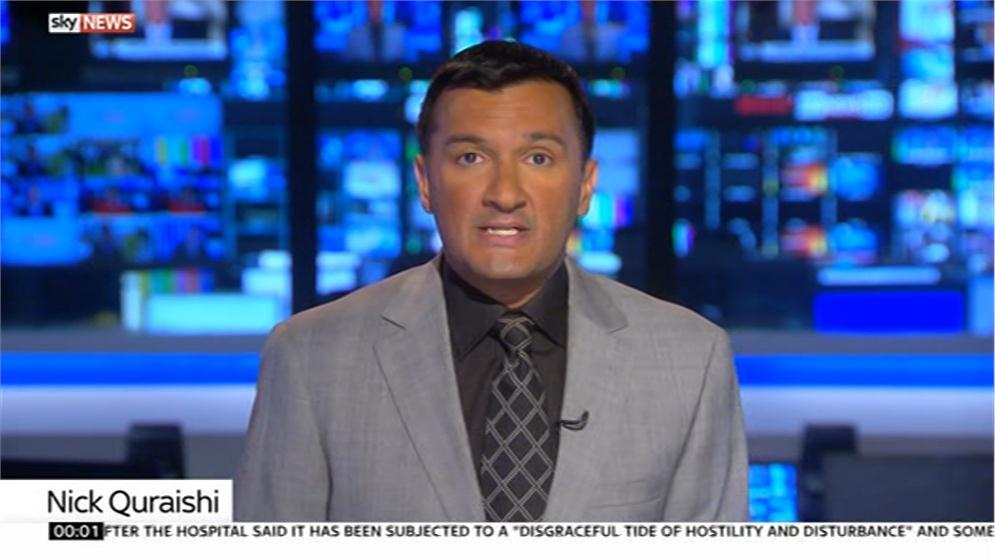 Nick Quraishi - Sky News Presenter (2)