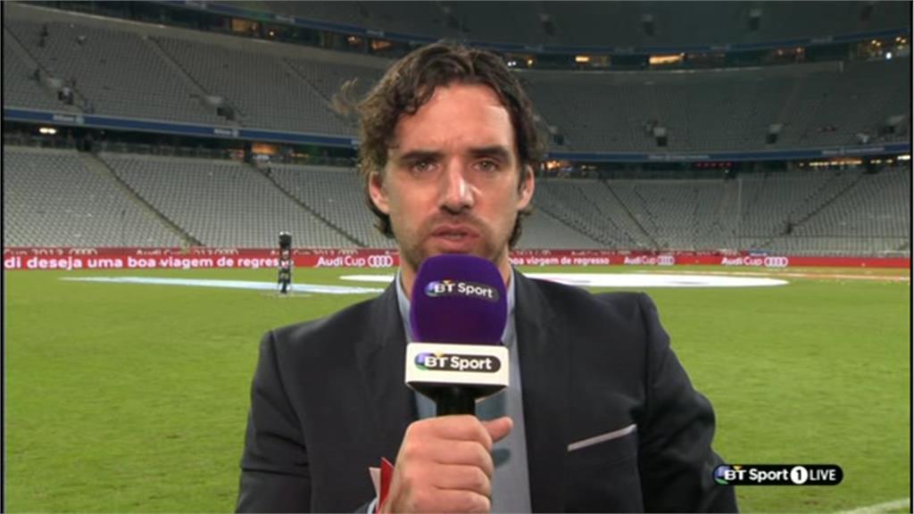 Owen Hargraves - BT Sport Football Commentator (1)