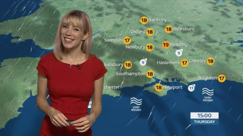 Holly Green Weather Presenter