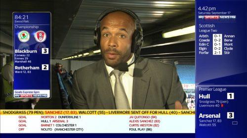 Matt Murray - Sky Sports Soccer Saturday (2)