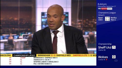 Matt Murray - Sky Sports Soccer Saturday (5)