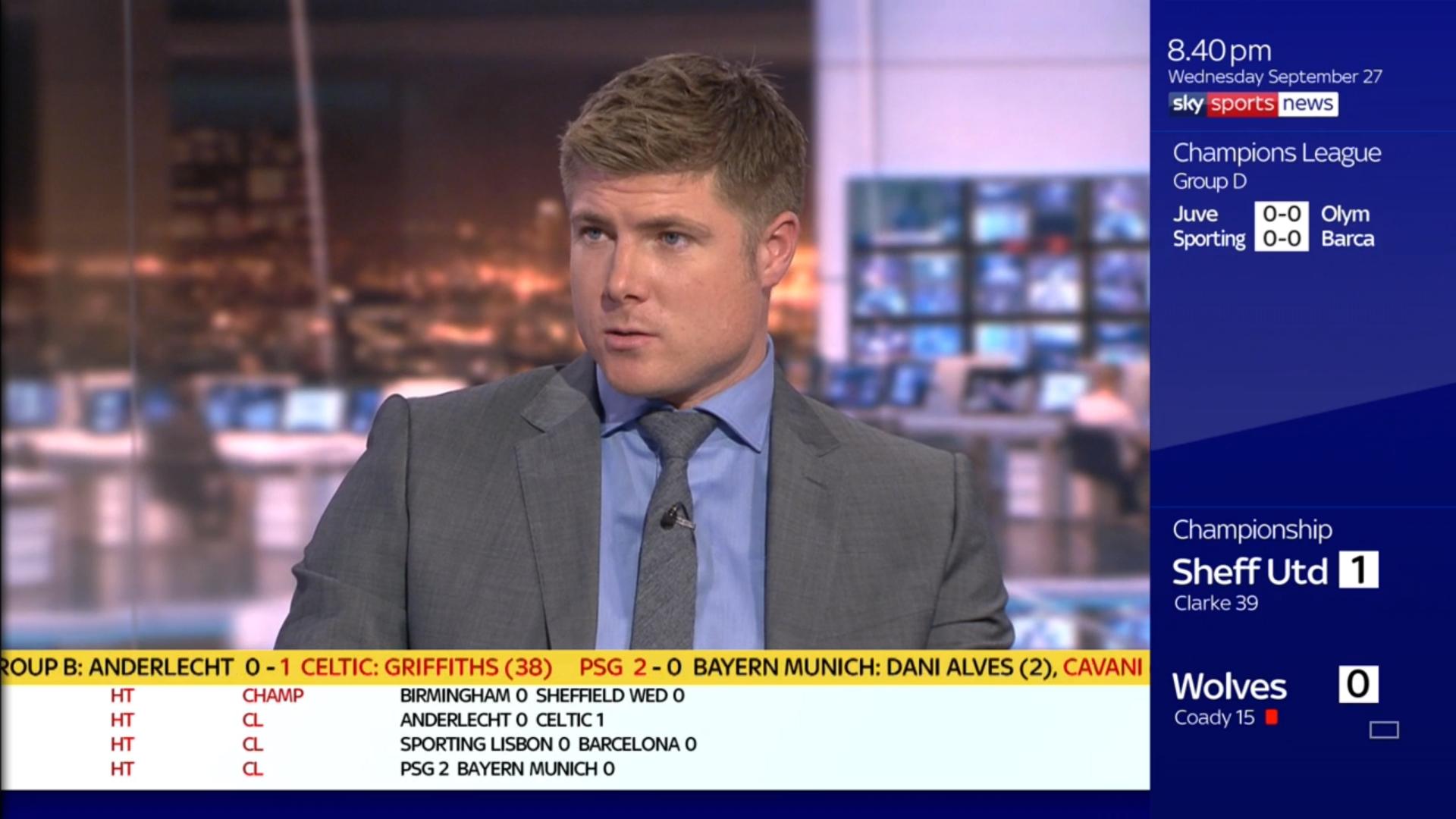 Neil Mellor - Sky Sports (1)